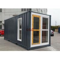 Buy cheap Durable Furnished Multi - Function Modified Prefab Shipping Container Homes from wholesalers