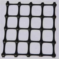 China Hot sale 1-6 Meter width black color PP Biaxial Geogrids For Slope Stabilization by sincere factory/supplier/manufacture on sale