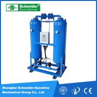 Buy cheap 190Kg Adsorption Compressed Air Dryer , Industrial Air Dryer For Compressor from wholesalers