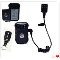 Android IOS Wireless 4g Wifi Body Worn CCTV Cameras With GPS Bluetooth