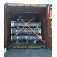 Buy cheap Dia 450mm Petroleum Coke Arc Furnace Electrodes IP  Graphite Rod  Electrodes from wholesalers