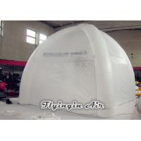 Exhibit Inflatable Car Tent, Inflatable Dome for Trade Show and Exhibition
