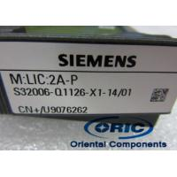 Buy cheap Parts Siemens EWSD S32006-Q1126-X1-14/01 Telecommunications Products Telecom from wholesalers