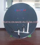 Buy cheap Offset Dish Antenna 90cm Rolled Edge from wholesalers