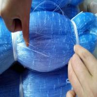 Buy cheap Green blue nylon Monofilament multifilament fishing nets,nylon safety nets for winwows and balcony/nylon from wholesalers
