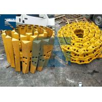 Buy cheap CAT Undercarriage Components D6H Track Link Assy D6H Track Chain D6H Shoe Plate from wholesalers