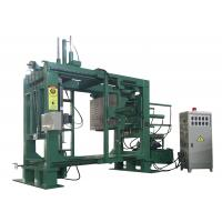 Buy cheap Epoxy resin APG6-sider core-puller clamping machine  current instrument transformer toroidal winding machine HAPG-6-1000 from wholesalers