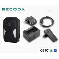 Buy cheap Real Time WIFI 4G Body Camera Video GPS Tracking 1440P HD Fire Proof Wearable from wholesalers