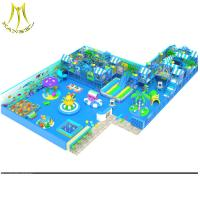 Buy cheap Hansel indoor playground equipment children fitness equipment for mall from wholesalers