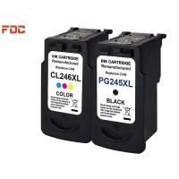 China PIXMA IP2820 MG2420 Printer Rebuilt Ink Cartridges Canon PG 245XL Replacement on sale