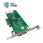 Buy cheap Marcas tarjeta de red Gigabit Ethernet NIC card 1GbE 2 port SFP Fiber Network Card from wholesalers