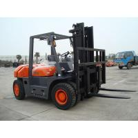 Buy cheap 6 Ton Counterbalance Diesel Forklift Truck With Eaton Pipe Nok Hydraulic Cylinder Seals from wholesalers