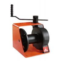 Buy cheap 500kg Hand Lifting Winch With Handle Adjustment / Self - Locked Hand Operated Winch from wholesalers
