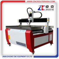 Buy cheap 2.2KW Mach3 control CNC Carving Machine for wood metal ZK-1212-2.2KW 1200*1200mm product