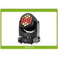 Buy cheap LED Moving Head Wash Bee Eye 19 x 40w RGBW FC LED MOVING DIAMOND EYE COLOR from wholesalers
