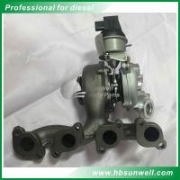 Buy cheap BV43B 53039700132 53039700152 Turbocharger 03L253016F For Audi Volkswagen Turbo with Engine CBAA CBAB from wholesalers