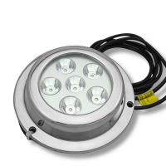 Buy cheap 6X3W IP68 18W LED boat dock light ocean led marine light,waterproof,high power, from wholesalers