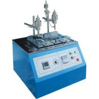 Buy cheap Alcohol Abrasion Tester Cell Phone Tester Machine for ISO Standard from wholesalers