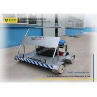 Lightweight Railroad Speeder Cars Aluminum Alloy Double Track Inspection Car