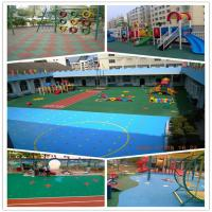 Buy cheap 3W Entertainment Mats Plastic Vinyl PVC Flooring Tiles From China Designer & Manufacturer product