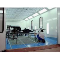 Buy cheap auto spray booths HX-600 from wholesalers
