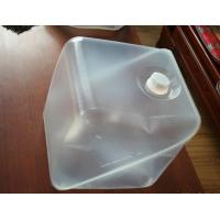 Buy cheap 16L 18L Hospital Favourite Clinical Hemetology Reagent Collapsible Plastic Cubitainers product
