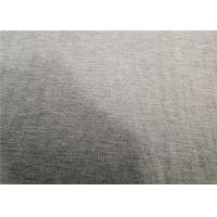 Buy cheap Soft Wool Knit Fabric 85% Viscose 15% Wool Knitted Jersey Shrink Resistant from wholesalers