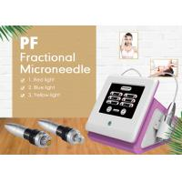 Buy cheap Portable Skin Tightening Fractional RF Micro Needle Machine 25 Pins and 49 Pins from wholesalers
