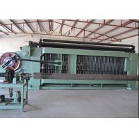Buy cheap Fully Automatic Chain Link Fence Machine Double Twist 225-265m Per Hour from wholesalers