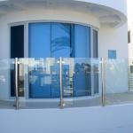 Buy cheap High quality steel stair railing design/ stainless steel handrail design for veranda from wholesalers