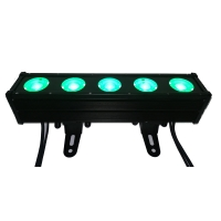 Buy cheap 5PCS  30W COB RGBW 4in1 Pixel LED Wall Washer Light Color Changing Waterproof Led Light from wholesalers