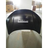 Buy cheap Steel Front Panel Bonnet hood vehicle For Honda City / Grace With Black And Grey Color from wholesalers