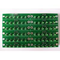 Buy cheap LED Lighting FR-4 SMT PCB Board Assembly White Silkscreen Green Soldermask from wholesalers