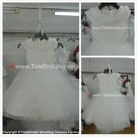 Buy cheap Capes Lace flower girl dress#AS1560-flower girl from wholesalers