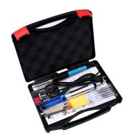 Buy cheap Wire Soldering Iron Kit / Tool Adjustable Temperature 60W For Welding Green K016 from wholesalers