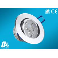 Buy cheap Energy Saving Round 3W LED Kitchen Ceiling Downlights AC 85V - 265V 240lm from wholesalers