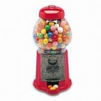 Buy cheap Petite Carousel Gumball Machine with 9 inches Total Height, Ideal for Gifts from wholesalers