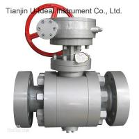 Buy cheap Ball Valve-Single Piece Simple Design Steam Jacketed Ball Valve from wholesalers
