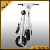Buy cheap Yes Foldable and 350-500w Wattage Folding Electric Bike ET Two Wheel For  Adults from wholesalers