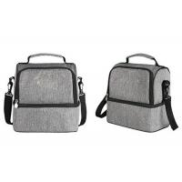 Buy cheap Customized Logo Cooler Tote Bag Double Deck Coolers & Insulated Bags from wholesalers