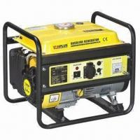 Buy cheap Gasoline Generator with 0.85kW Rated Power and 80cc Displacement from wholesalers