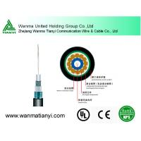 Buy cheap GYXTA outdoors aerial, duct,direct bury single mode optical fiber cable from wholesalers