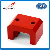 Buy cheap Strong Permanent Alnico Horseshoe Magnet 500℃ Working Temp U Shape Magnets from wholesalers