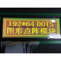 Buy cheap Dot Matrix Lcd Display Module For Industrial Application 192x64 Dots from wholesalers