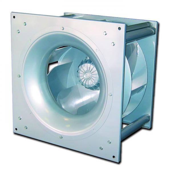Axial Motor Rotor : Axial fan with external rotor motor