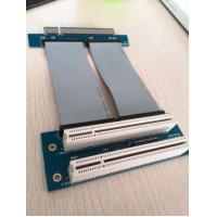 Buy cheap High Reliability Pcie Riser Cable , 2-Slot 2U Height Pci Riser Card product