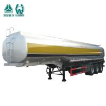 Buy cheap OEM Aluminum Fuel Tanks For Semi Trucks , Tri Axle Semi Trailer 45000 Liters from wholesalers