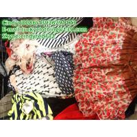 Buy cheap 2014 cheapest high quality summer mix wholesale used clothing in bales for tropical area from wholesalers