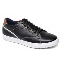 Buy cheap Breathable Lace Up Sneakers Mens Casual Flat Shoes Environment Friendly from wholesalers