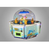 Buy cheap Entertainment Venues Gift Game Machine Crane Catch with Metal frame + Tempered Glass from wholesalers